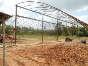 new barn